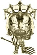 Funko Pop! Heroes Arthur Curry (Gladiator) - Gold