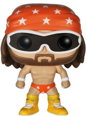 "Funko Pop! Wrestling ""Macho Man"" Randy Savage"