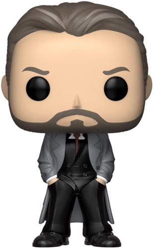 Funko Pop! Movies Hans Gruber (Trenchcoat)