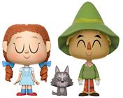 Vynl All Dorothy & Toto + Scarecrow