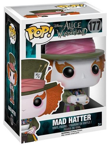 Funko Pop! Disney Mad Hatter (Live Action) Stock Thumb