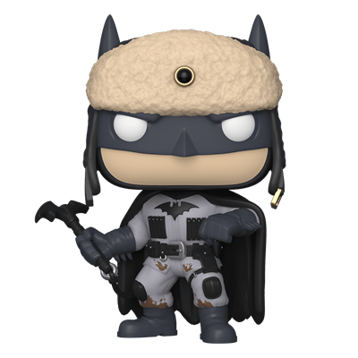 Funko Pop! Heroes Red Son Batman