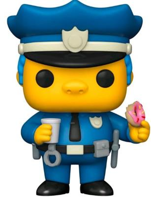 Funko Pop! Television Chief Wiggum
