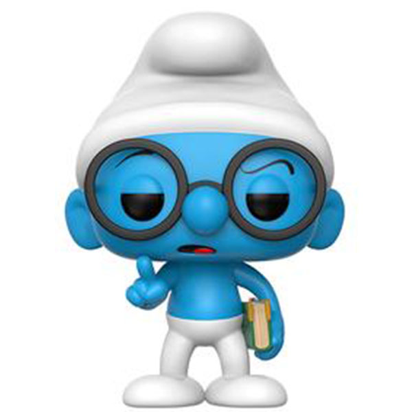 Brainy Smurf Original