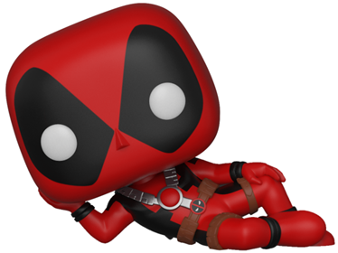 Funko Pop! Marvel Deadpool (Parody)