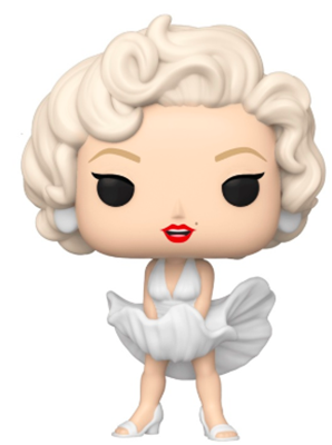 Funko Pop! Icons Marilyn Monroe (White Dress)