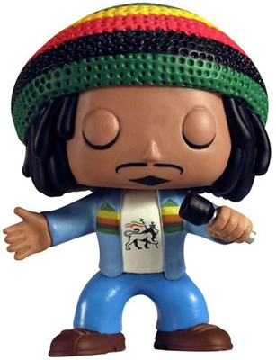 Funko Pop! Rocks Reggae Rasta