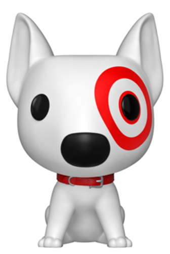 "Funko Pop! Ad Icons Bullseye (10"")"