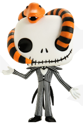 Funko Pop! Disney Jack Skellington