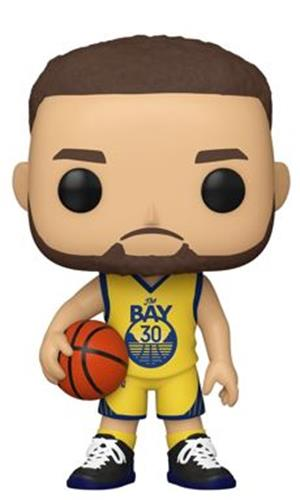 Funko Pop! Sports Steph Curry (Alternate)