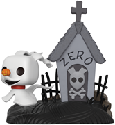Funko Pop! Disney Zero in Doghouse