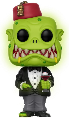 Funko Pop! Funko Sike-O-Shriner (Green Glow) Icon