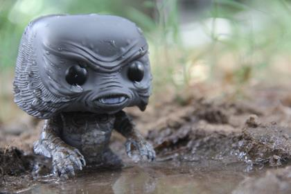 Funko Pop! Movies Creature from the Black Lagoon funkophotographer on instagram.com