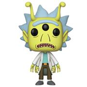 Funko Pop! Animation Alien Rick