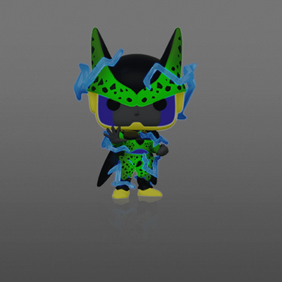 Funko Pop! Animation Perfect Cell (Glows in the Dark)