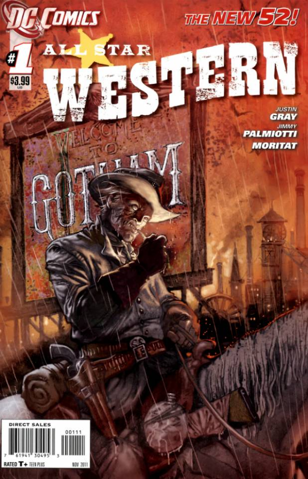 DC Comics All-Star Western (2011 - 2014)