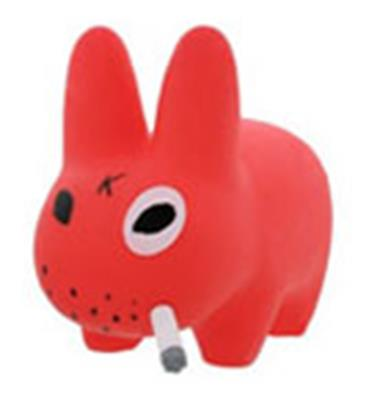 Kid Robot Labbits Red