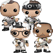 Funko Pop! Movies Ghostbusters (Marshmallowed) (4-Pack)