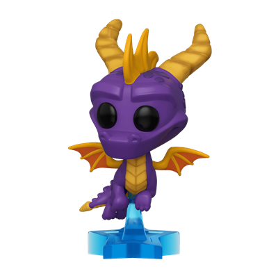 Funko Pop! Games Spyro Flying