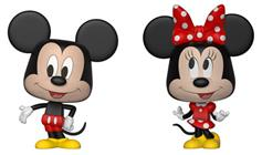 Vynl All Mickey Mouse + Minnie Mouse