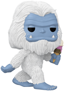 Funko Pop! Myths Bigfoot (Flocked) - Snowy