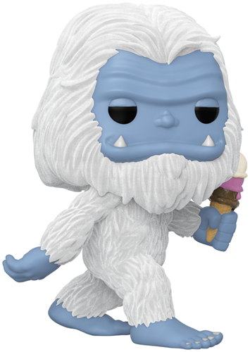Funko Pop! Myths Bigfoot (Flocked) - Snowy Icon