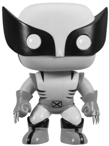 Funko Pop! Marvel Wolverine (B&W)