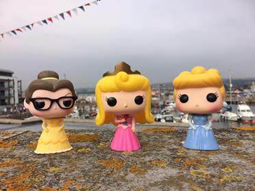 Funko Pop! Disney Cinderella AdamandPhotography on Instagram