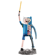 Mighty Jaxx Adventure Time Finn