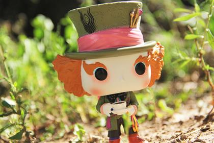 Funko Pop! Disney Mad Hatter (Live Action) funkophotographer on instagram.com