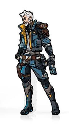 FiGPin Borderlands 3 Zane