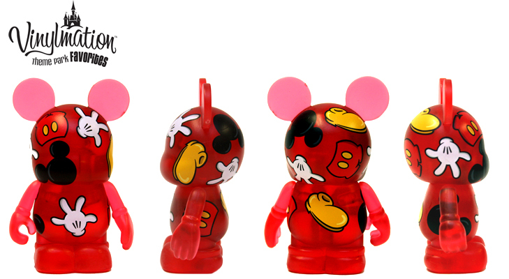 Vinylmation Open And Misc Theme Park Favorites Mickey Parts