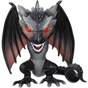 "Funko Pop! Game of Thrones Drogon (6"") (Red Eyes)"
