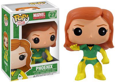 Funko Pop! Marvel Phoenix Stock