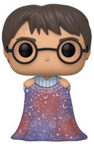Funko Pop! Harry Potter Harry Potter with Invisibility Cloak
