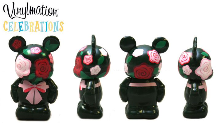 Vinylmation Open And Misc Celebrations Jr Bouquet