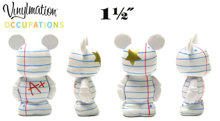 Vinylmation Open And Misc Occupations Jr. A+ Paper