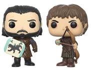Funko Pop! Game of Thrones Jon Snow & Ramsay Bolton (2-Pack) (BOTB)