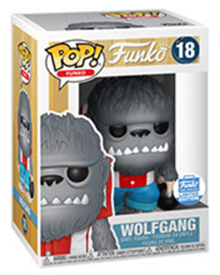 Funko Pop! Funko Wolfgang Stock