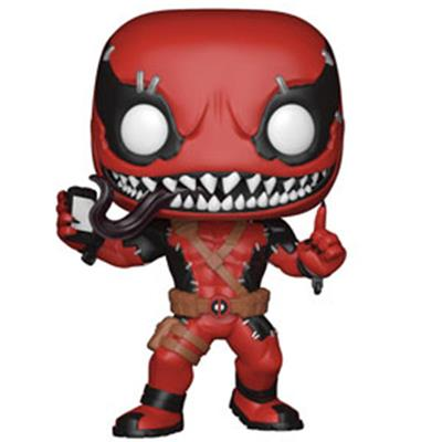 Funko Pop! Games Venompool w/ Phone Icon Thumb