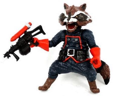 Marvel Legends Rocket Raccoon Series ~ROCKET~