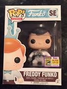 Funko Pop! Freddy Funko Freddy Funko Superman (White Lantern)