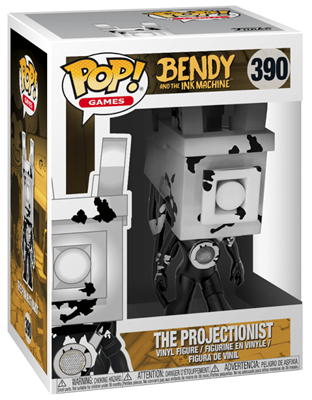 Funko Pop! Games The Projectionist Stock