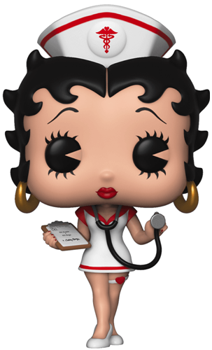 Funko Pop! Animation Betty Boop (Nurse)
