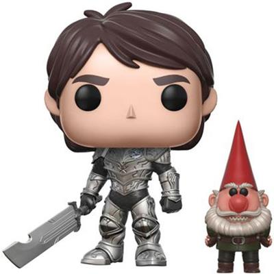 Funko Pop! Television Jim (w/ Gnome)