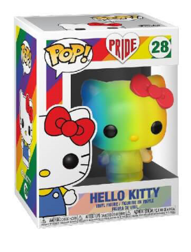 Funko Pop! Sanrio Hello Kitty (Pride) Stock
