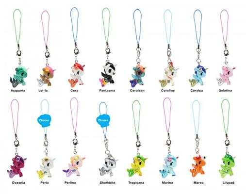 Tokidoki Mermicorno Frenzies Series 1 Corsica Stock