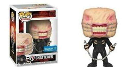 Funko Pop! Movies Chatterer Stock