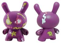 Kid Robot French Dunny Series 2008 Mist