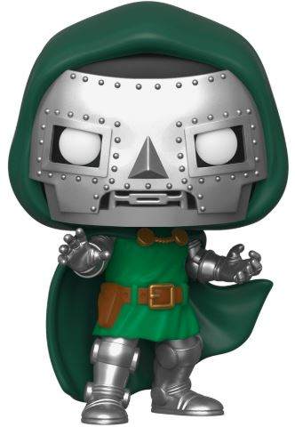 Funko Pop! Marvel Dr. Doom (Fantastic Four)
